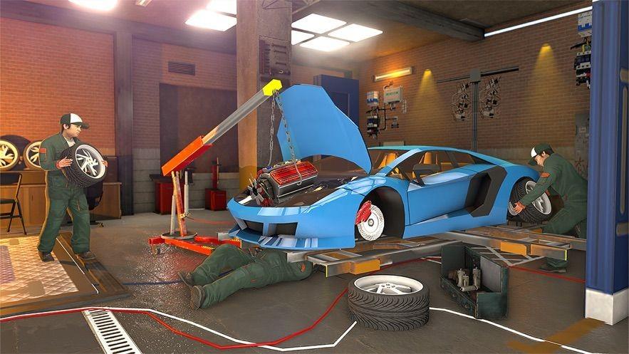 汽車機械垃圾場巨頭截圖4