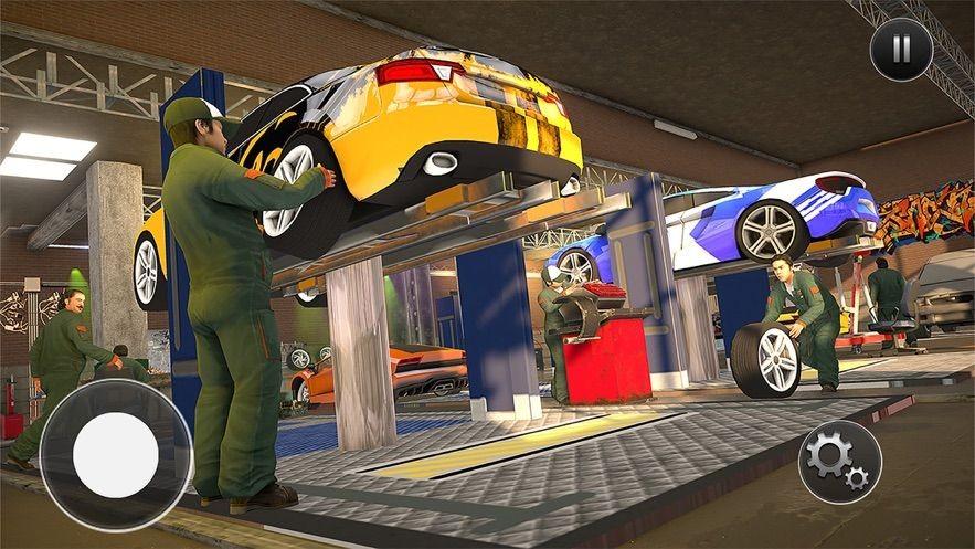 汽車機械垃圾場巨頭截圖3