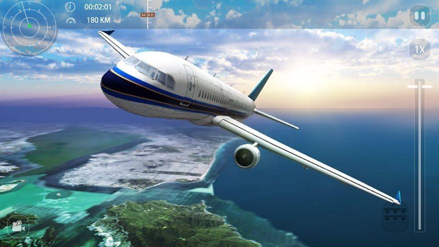 真实飞机模拟器截图5