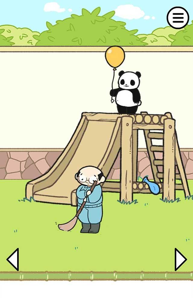猫熊大脱走截图3