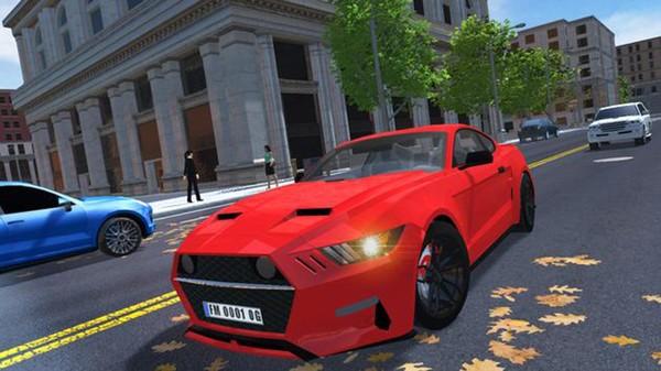 肌肉车驾驶模拟器截图3
