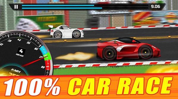 超级赛车游戏截图3