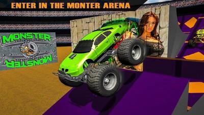 怪物卡车竞技场截图2