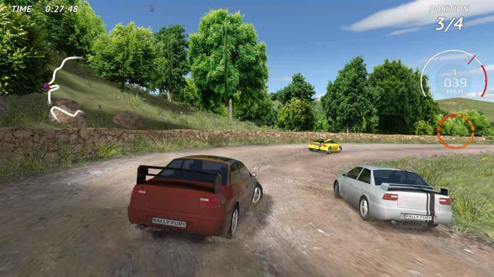 拉力赛车极限竞速截图3