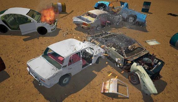 撞车模拟器截图3