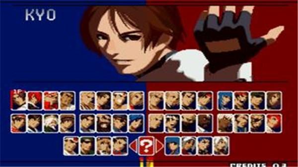 拳皇2003卧虎藏飘到龙截图2