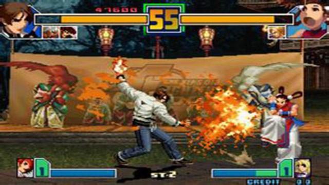 拳皇2001截图2