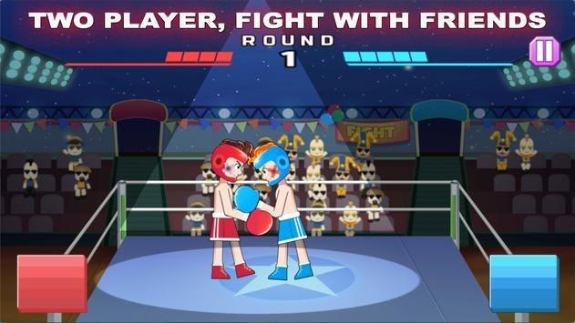 拳击对决双人截图1