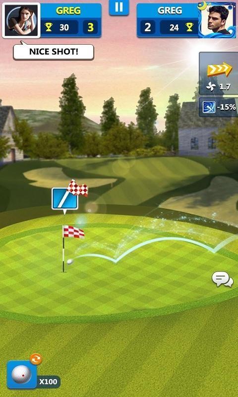 高尔夫大师3D截图4