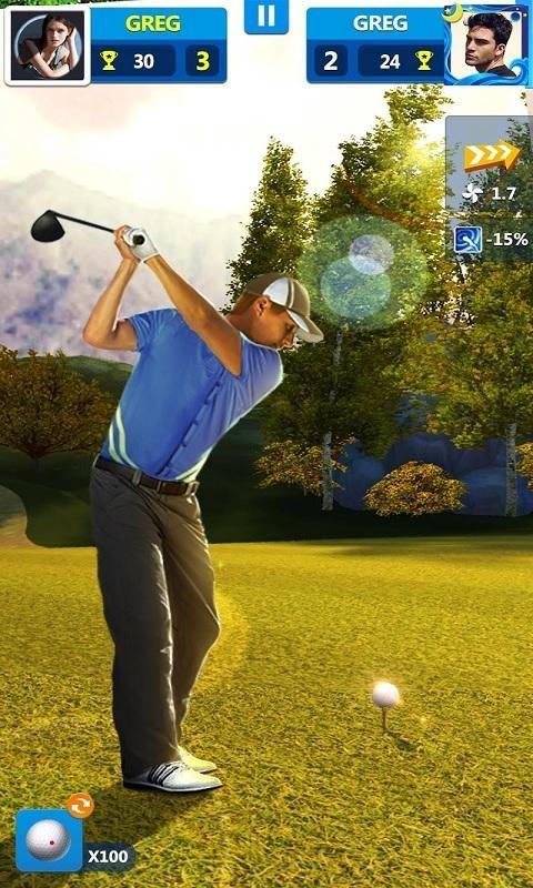 高尔夫大师3D截图1