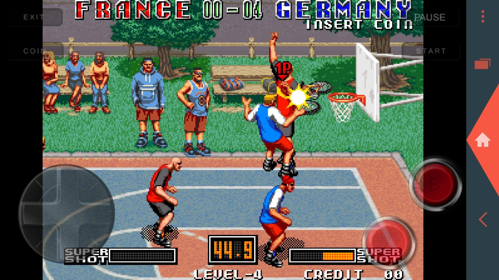 街机街头篮球截图4