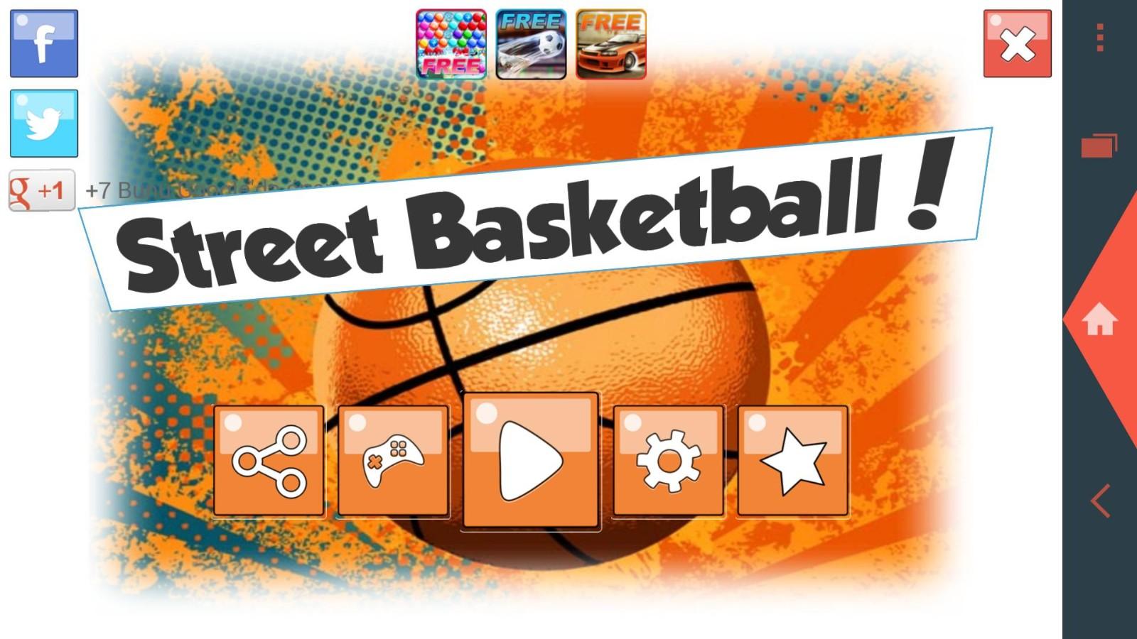 街机街头篮球截图3