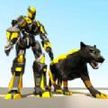 黑豹機器人變形