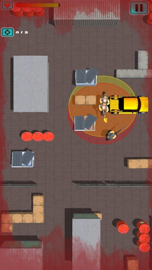 间谍特工子弹先生截图3
