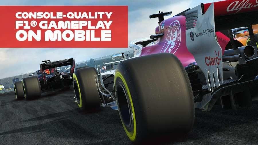 F1 2020截图4