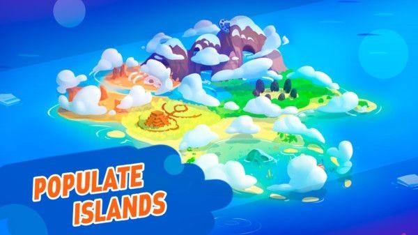 進化島嶼截圖1