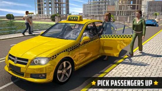 城市出租车司机截图2