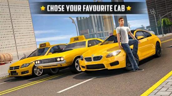城市出租车司机截图1