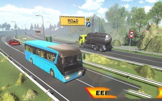巴士模拟原始截图1