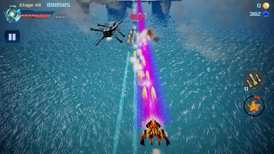银河空军战争截图2