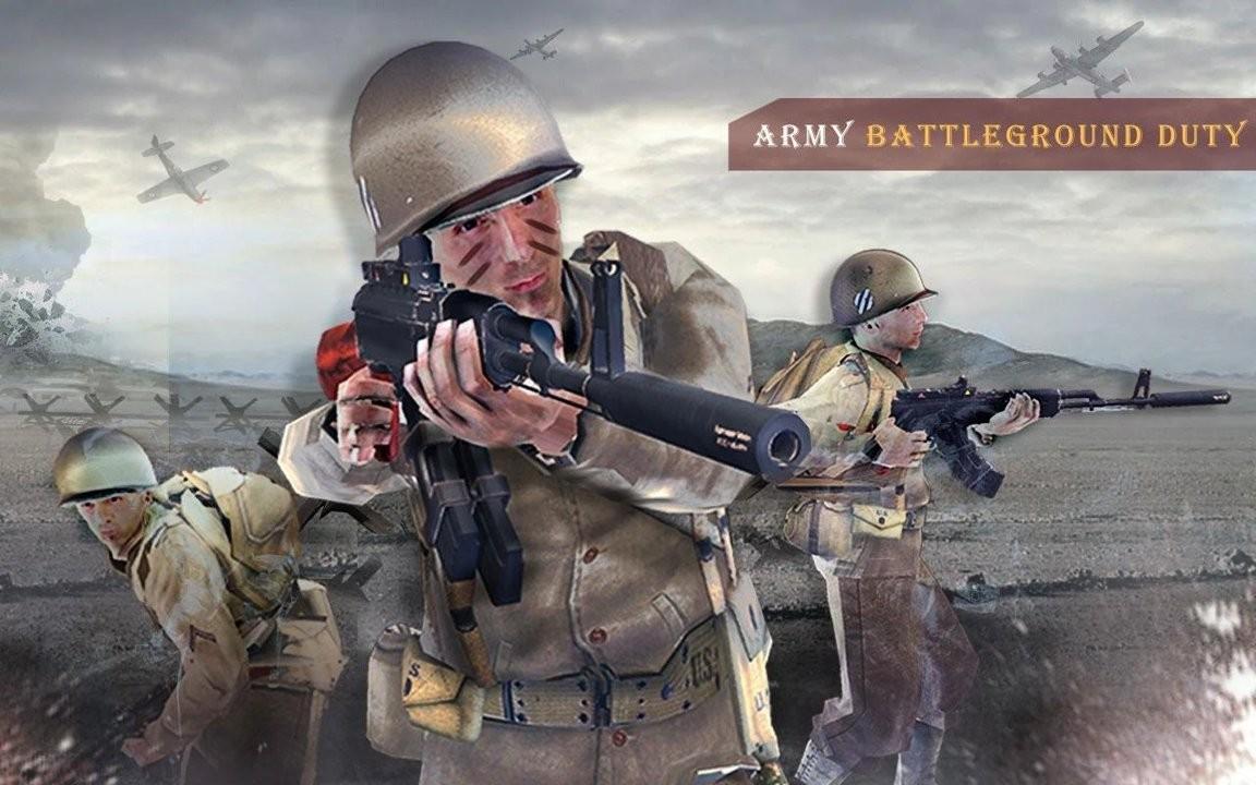 二战战场截图2