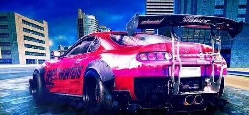 GS极速赛车竞赛截图4