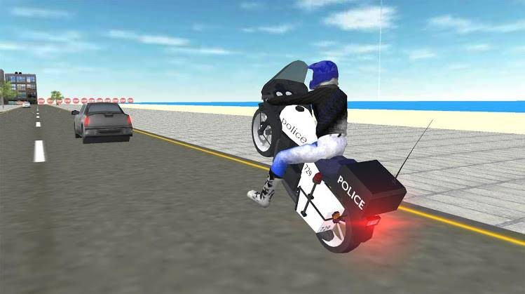 摩托车警察2020截图4