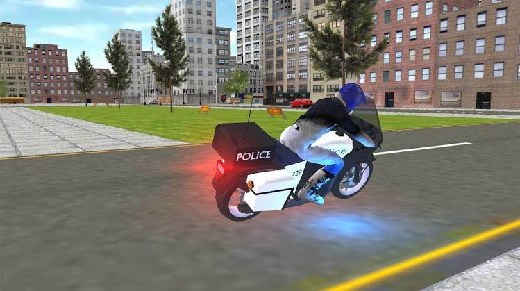 摩托车警察2020截图1