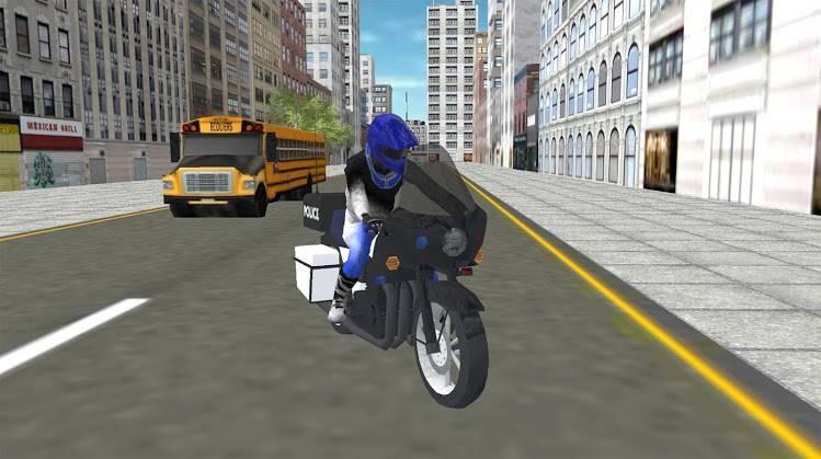 摩托车警察2020截图3