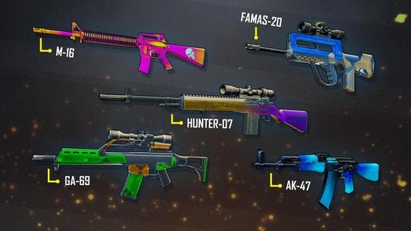 猎鹿狙击手截图1