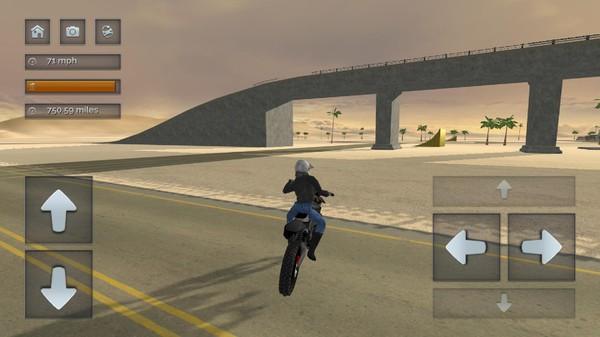 自行车模拟驾驶3D截图2