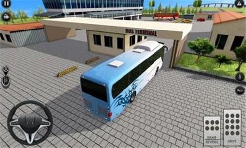 城市公交车驾驶截图1