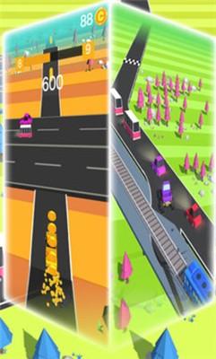 模拟城市飙车游戏截图3