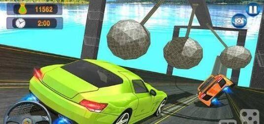 匝道汽车游戏截图3