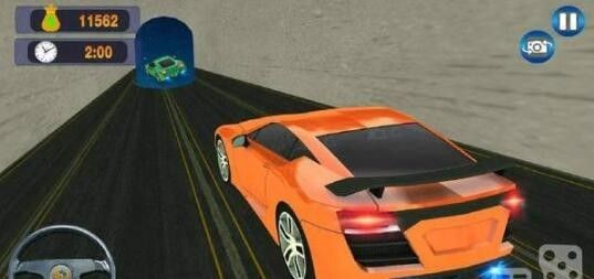 匝道汽车游戏截图1
