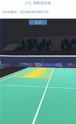 决战羽毛球截图2