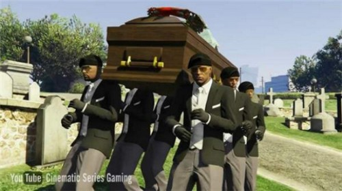 黑人抬棺模拟器截图1
