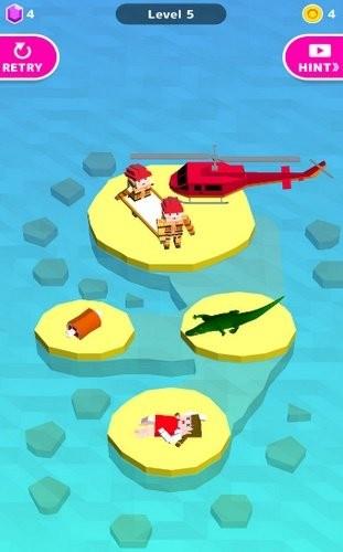 荒岛救援�截图2