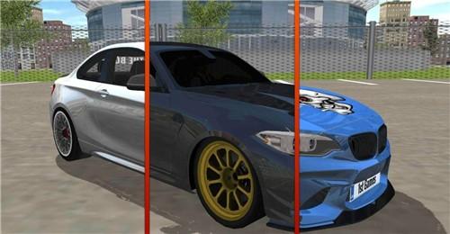 M5改款跑车截图1
