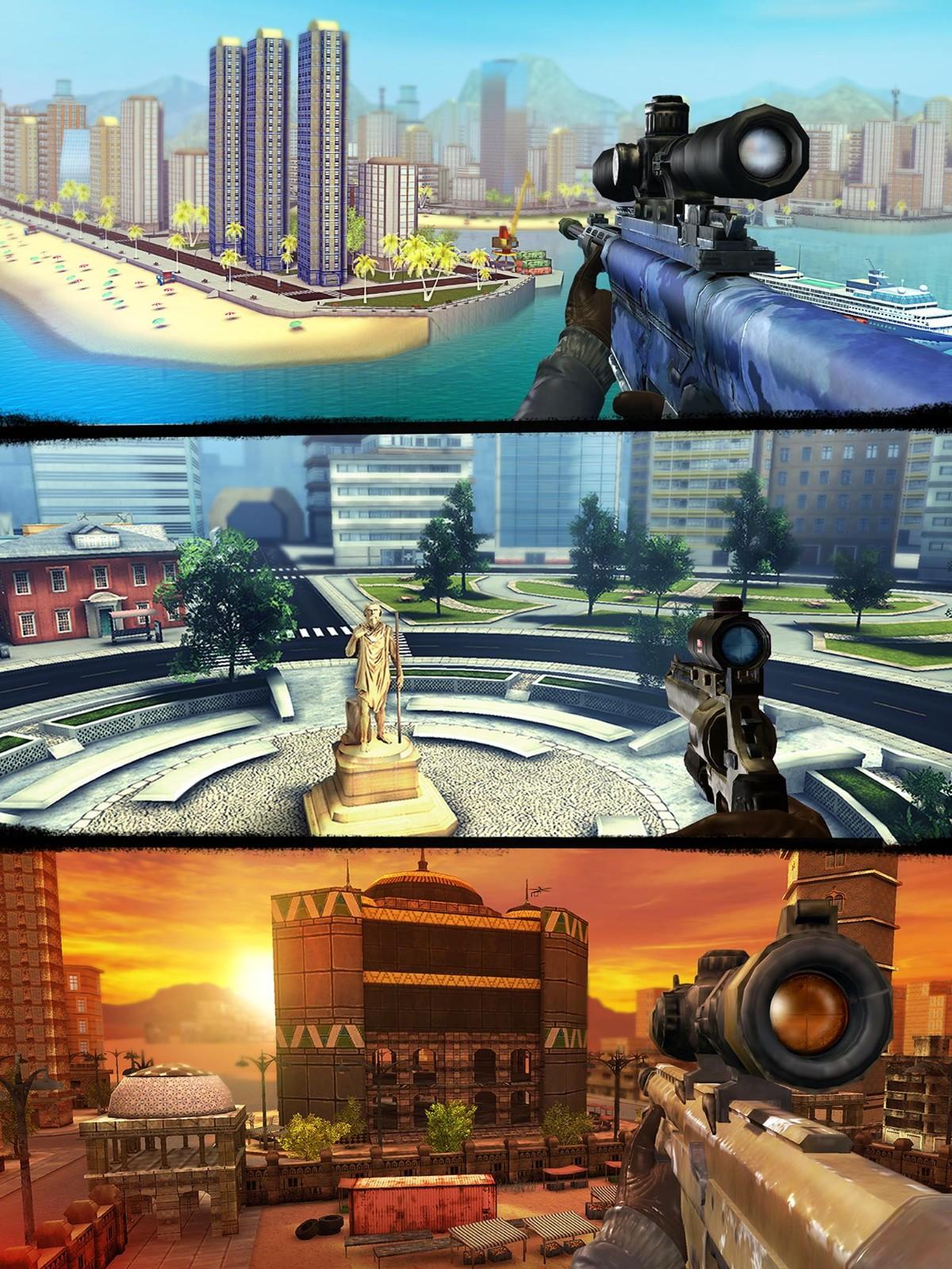 狙击行动3D截图2