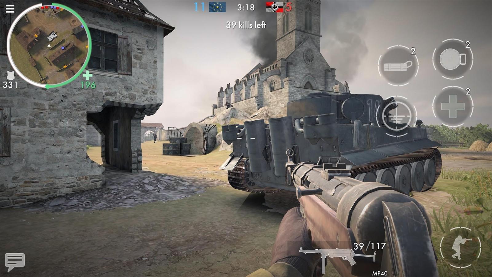 世界战争英雄截图4
