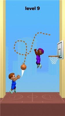 涂鸦篮球截图3