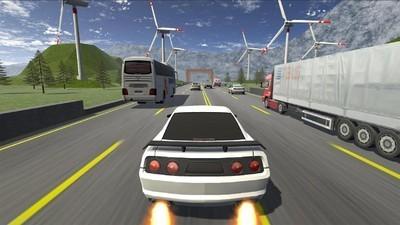 终极赛车3D截图4