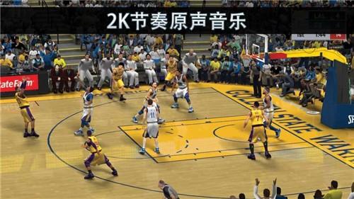 NBA籃球大師重生截圖3