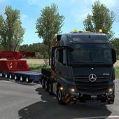 欧洲真实卡车¤司机2020手游
