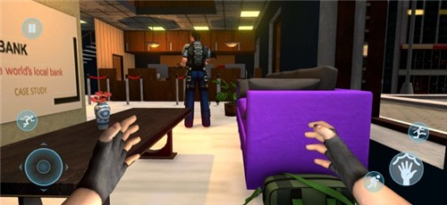 银行抢劫间谍小偷截图3