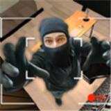 銀行搶劫間諜小偷
