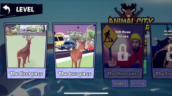 非常普通的鹿游戏截图2
