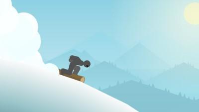 火柴人滑雪冒险截图3