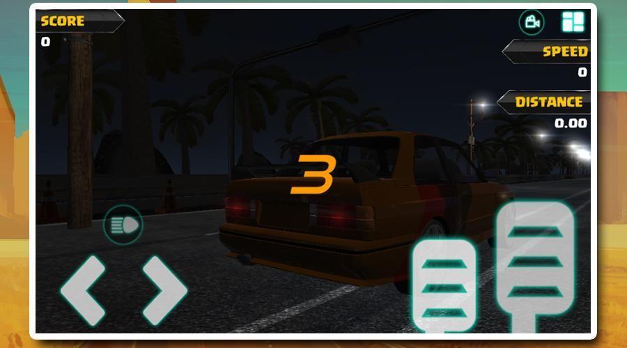 极速驾驶截图3